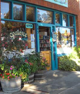Bookstore Coalesce Book Store